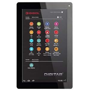Digitab DTLM711 Tablet (WiFi, 3G via Dongle)