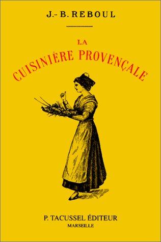 La cuisinière provençale par J.-B Reboul