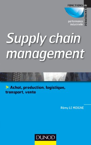 Supply chain management (Performance industrielle)