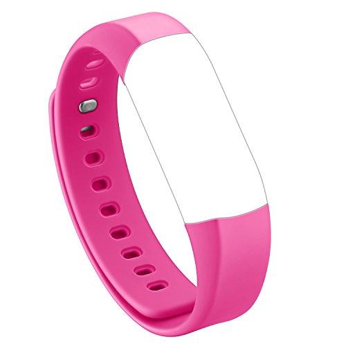 Vigorun Ersatzband 4 Fitness-Armband (Rosa)