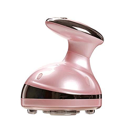 CXQZLH Ultraschall Kavitation Körper Abnehmen Massagegerät Gewichtsverlust Anti-Cellulite Fatburner Galvanische Infrarot EMS RF Vibrationsmaschine,B