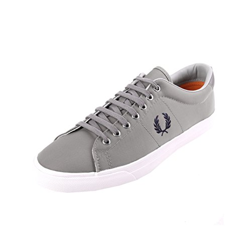 Fred Perry Underspin Nylon Falcon Grey 44