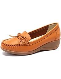 Zapatos de Mujer Otoño Aemember Soja Light-Slopes Zapata y, con calzado casual singles femeninos zapatos ,Insignia...