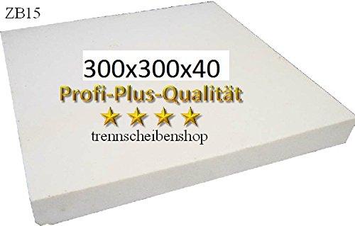ZB15_Schärfplatte, 300 x 300 x 40 mm. für Diamanttrennscheiben, Bohrkronen, Dosensenker Schleiftöpfe usw.