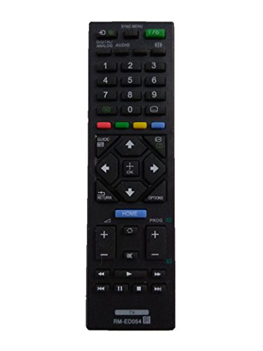 LipiWorld® RM-ED054 LCD LED TV Universal Remote Control Compatible For Sony LED LCD  available at amazon for Rs.299