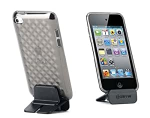 Griffin Motif Cases & Stand for iPod Touch 4G - Smoke Diamond