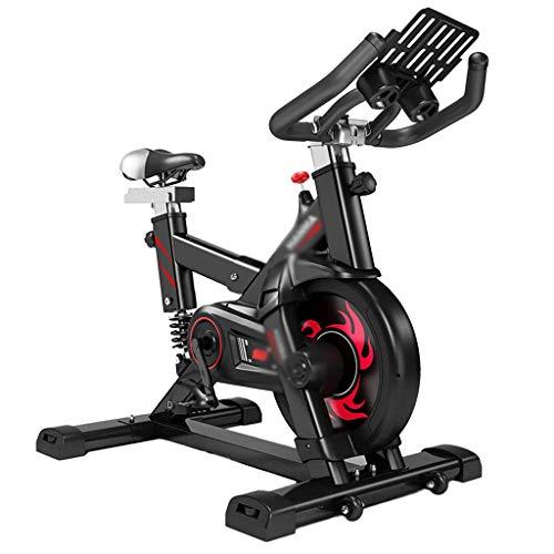 Travailler sur un vélo d'exercice, vélo de spinning couru ménage vélo intérieur mouvement bicyclette perdre du poids équipement de conditionnement physique 109 * 56 * 112cm corps sculpture
