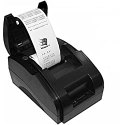 ZJIANG ZJ-5890K Thermal Receipt Printer(Black)