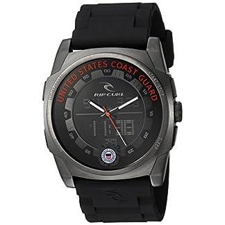 41ERGa7ZrAL. SS324  - RIP CURL Reloj para Unisex Adulto de Cuarzo con Correa en Poliuretano A2817