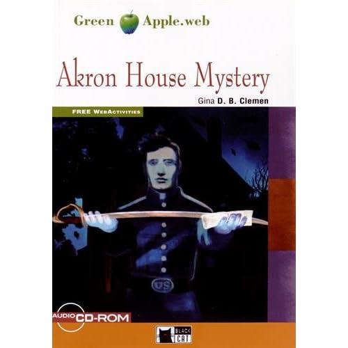 Akron House Mystery (1Cédérom)