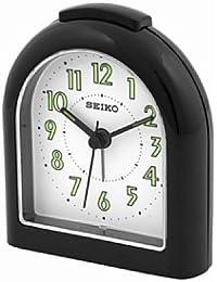 SEIKO 10112 - Reloj Despertador Analógico/Digital