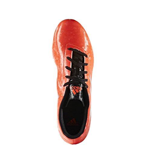 adidas Conquisto Ii Fg, Entraînement de football homme solar red/silver met./core black