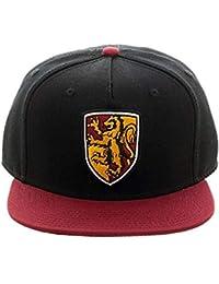 b09245183ce2d Baseball Cap - Harry Potter Gryffindor Crest Snapback New Licensed sb484lhpt