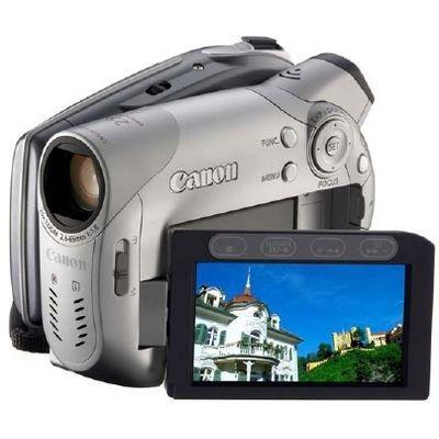 "Canon DC95 - Videocámara (0.8 MP, 1/0.236 mm (1/6""), 0.47 MP, 25 x, 700 x, 43.6-1090 mm) Plata"