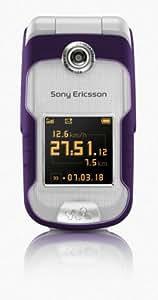 Sony Ericsson W710i Hatha violett Walkman Handy