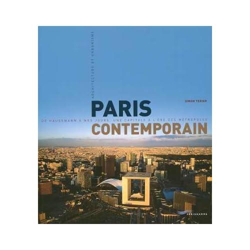 PARIS CONTEMPORAIN 20 21E SIEC