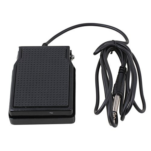 bqlzr-black-electronic-keyboard-foot-sustain-pedal-momentary-switch-controllers