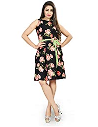 785c1bb3d6 New Ethnic 4 You Western Dresses for Womens and Girls Party Wear one Pieces  Dress frk003