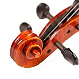 NUYI-2 Hochwertige Violine Coba Kleber Handfarbe auf Ebene Violine goldgelb