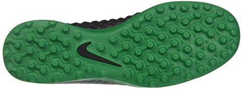Nike Herren Magistax Ola Ii Tf Fußballschuhe Schwarz (Black/white-dark Grey-stadium Green)