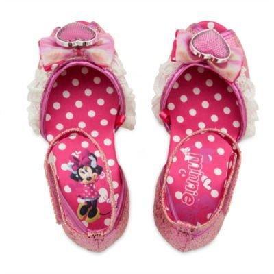 Minnie Mouse Kinderschuhe, Größe UK 11/12 , EU 29/31