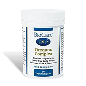 Biocare, Origan complexe, 60 Capsules végétales