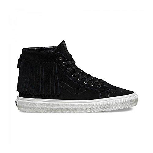 Vans SK8-Hi Moc (Suede) Black/b Van Moc