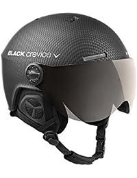 Black Crevice Casco de Esquí Gstaad Carbón M/L (58-61 cm)
