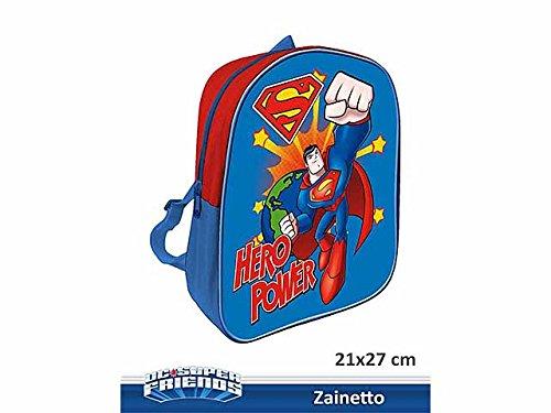 Superman Zaini e borse di peluche