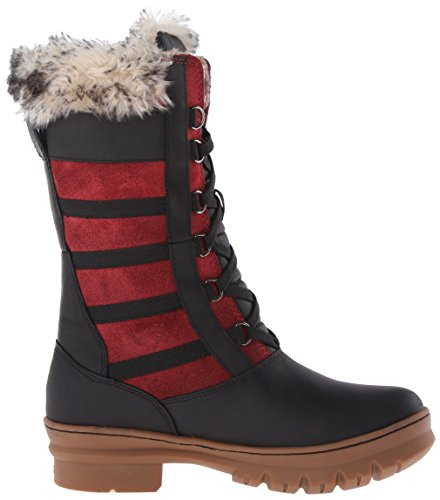 Keen, Scarpe stringate donna Nero CHILI PEPPER/BLACK Nero (CHILI PEPPER/BLACK)