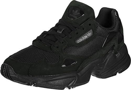 cheap for discount edf2d 16905 Adidas Falcon W, Zapatillas de Deporte para Mujer, Negro NegbásGricin 000,