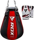 RDX Sac De Frappe Uppercut Boxe Angle Maïs Lourd Rempli MMA Pied Poing Kickboxing Muay Thai