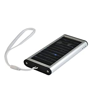 sodial r chargeur solaire portable pour iphone ipod mp3 mobiles high tech. Black Bedroom Furniture Sets. Home Design Ideas