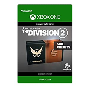 Tom Clancy's The Division 2: 500 Premium Credits Pack | Xbox One – Download Code