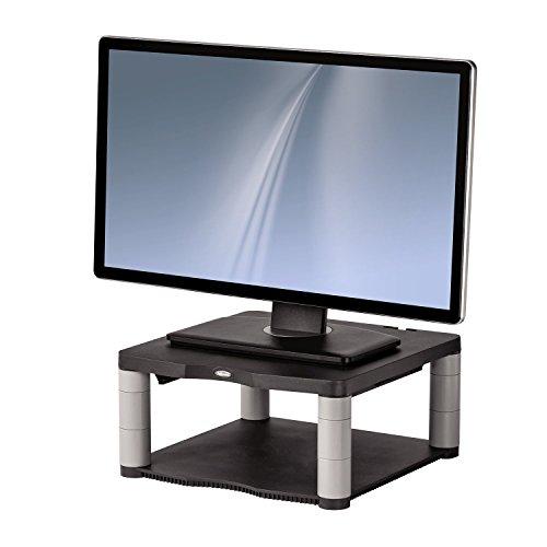 Fellowes 705252 Premium Monitorständer (bis 53,3 cm (21 Zoll), höhenverstellbar) graphit