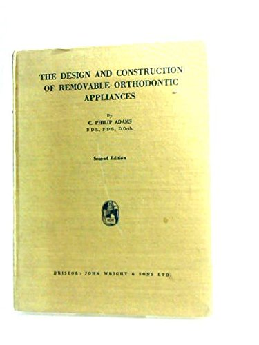 The design and construction of removable orthodontic appliances