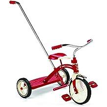 Radio Flyer - Tricicleta, color rojo (435A)