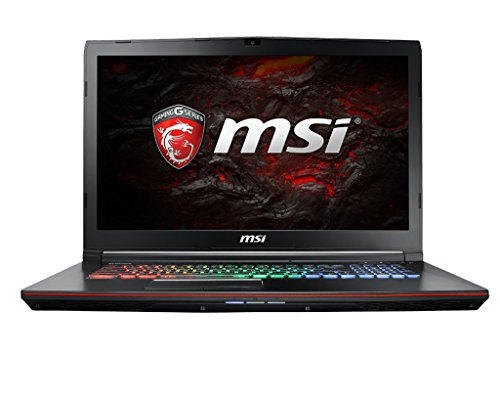 MSI Gaming GE72MVR 7RG Notebook, Display da 17.3',...