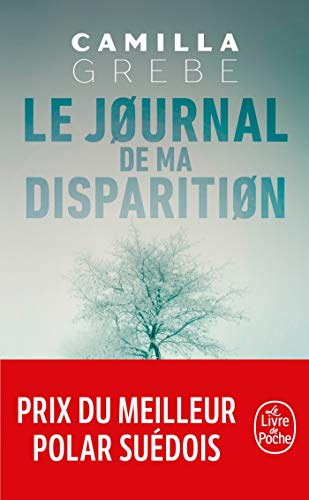 Le Journal de ma disparition par Camilla Grebe