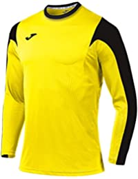 Joma 100147.200 - Camiseta de equipación de manga larga para hombre color blanco, talla 6XS-5XS