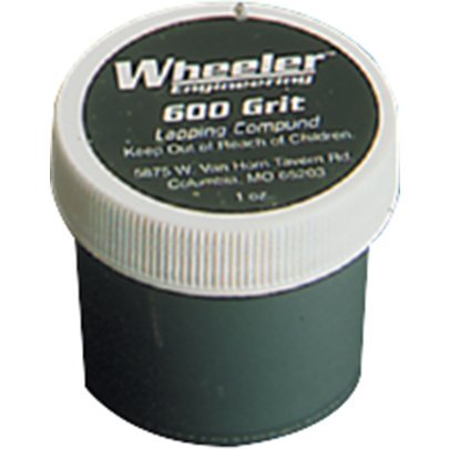 Wheeler 395155 Ersatz 600 Körnung Nickel Compound Jar, 1 oz