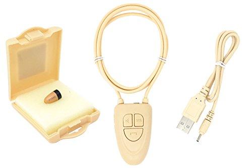 b5ed284fd1e Spy-Gadget® New Mini Spy Earpiece Micro Nano Invisible Bluetooth Wireless  Neck Loop Covert