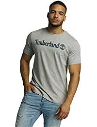 Timberland SS Dnst Camo Prnt BR, T-Shirt Homme