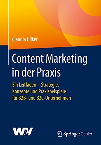 Content Marketing in der Praxis: Ein Leitfaden - Strategie, Konzepte und Praxisbeispiele für B2B- und B2C-Unternehmen (Tools Huf)