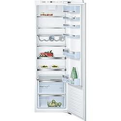 Bosch KIR81AF30 réfrigérateur - réfrigérateurs (Intégré, A++, Blanc, Droite, SN-T, Verre)