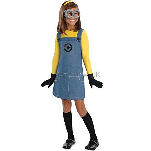 Rubies Kinder Kostüm-Minion (Kostüme Me Agnes Despicable)