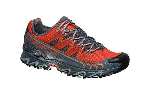 La Sportiva Ultra Raptor, Scarpe da Trail Running Uomo, Multicolore (Mandarino/Ardesia 000), 44 EU