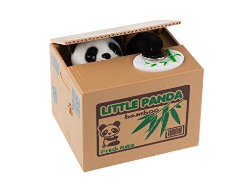 Panda amigos diseño oso panda Hucha caja dinero
