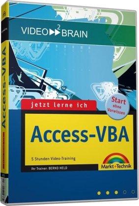 Access-VBA – Start ohne Vorwissen (DVD-ROM)