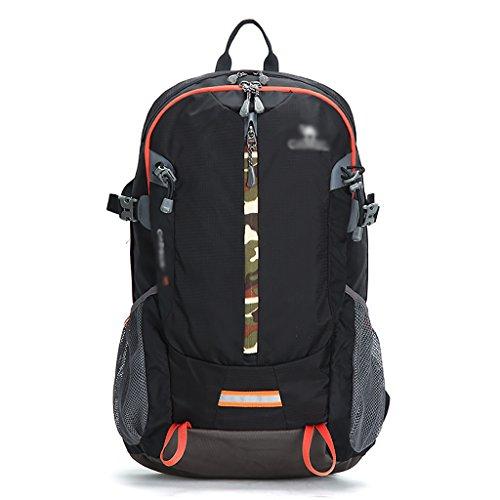 zaino trekking Ambientazione esterna spalla zaino 30L di viaggio Backpacking campeggio Walking Borsa a tracolla (50,5 * 34 * 18cm) Zaini da escursionismo ( Colore : C , dimensioni : 30L-50.5*34*18cm ) C